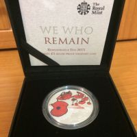Product:The Remembrance Day 2015 Alderne