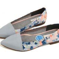 Jelly Bean Flat Shoes