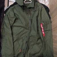 Alpha Industries, M-59 Fishtail Jacket -