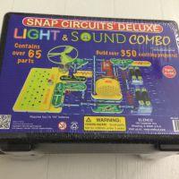 1 set of Elenco Snap Circuit Light/Sound