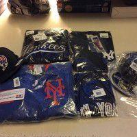 Mlb clothing