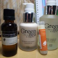 Skin care products x 9
