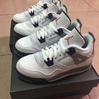 Jordan retro 4 kids shoe x2