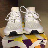 Womens Adidas Ultra Boost Knit Running S