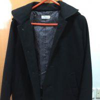 Lepism coat, black