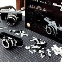 Nikon f nanoblock