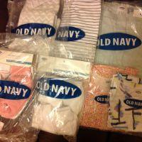 Old Navy Socks, pants, tees for Babies