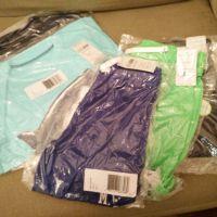 clothes x 7 USD35Origin: