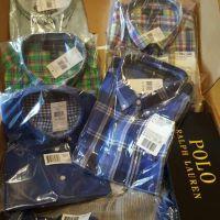 Ralph Lauren  x 7 men shirts