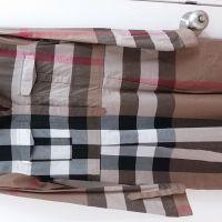 Burberry cotton shirt dress x 1 EUR295O