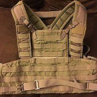 Eagle Industries Rhodesian Recon Vest V.