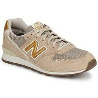 1 pairs of New Balance WR996 Gold Colour