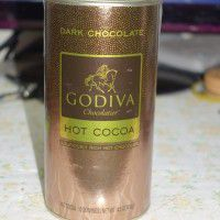 Dark Chocolate Hot Cocoa Canister