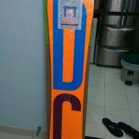 DC Ply snowboard 149.5cm