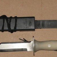 MK3 Mod 0 SEAL KNIFE x 1