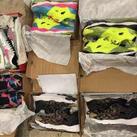 one pair of Nike Air Max